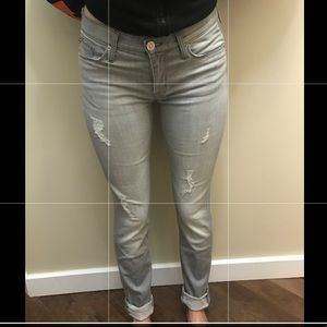 Hudson Nico Super Skinny Mid Rise Jeans